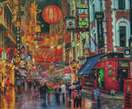 Chinatown - The Rainbow Place