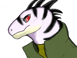Teysun (Borderlands Persona) by Xeno-Fadewalker