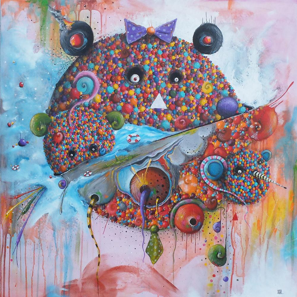 Bubbleflood by uconique