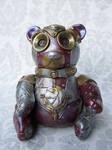 Steampunk - Industrial Bear