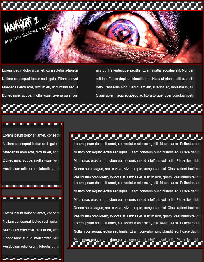Manhunt 2 Layout By CrawlingHinata On DeviantArt
