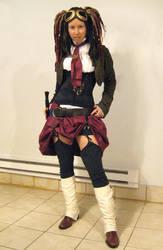 Steampunk Costume Complete