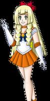 Lillie As Sailor Venus