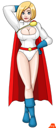 Power Girl 2019 by PerryWhite