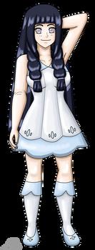 Hinata As Lillie