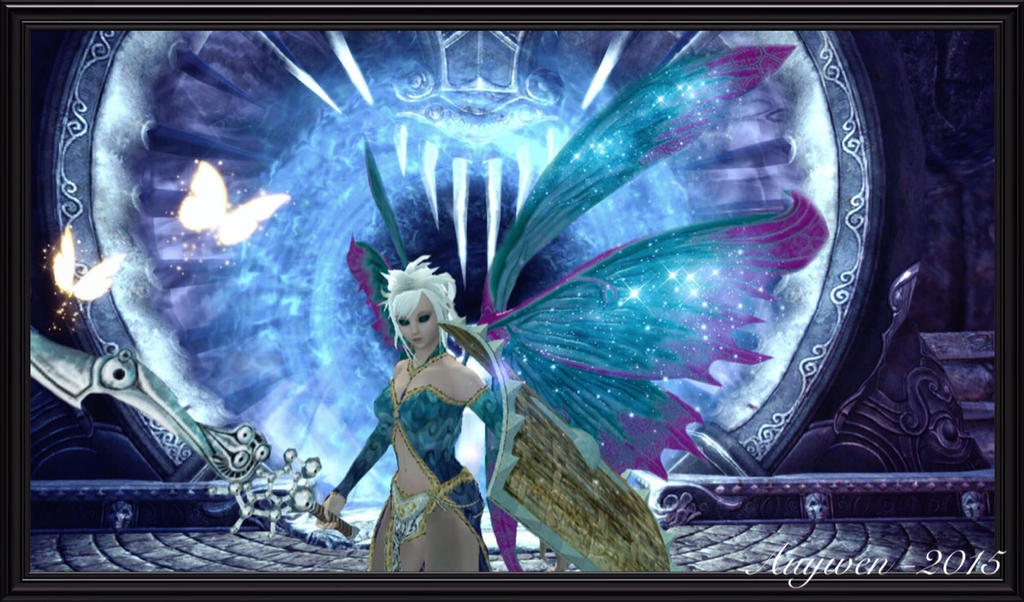 Eq2 arasai wings