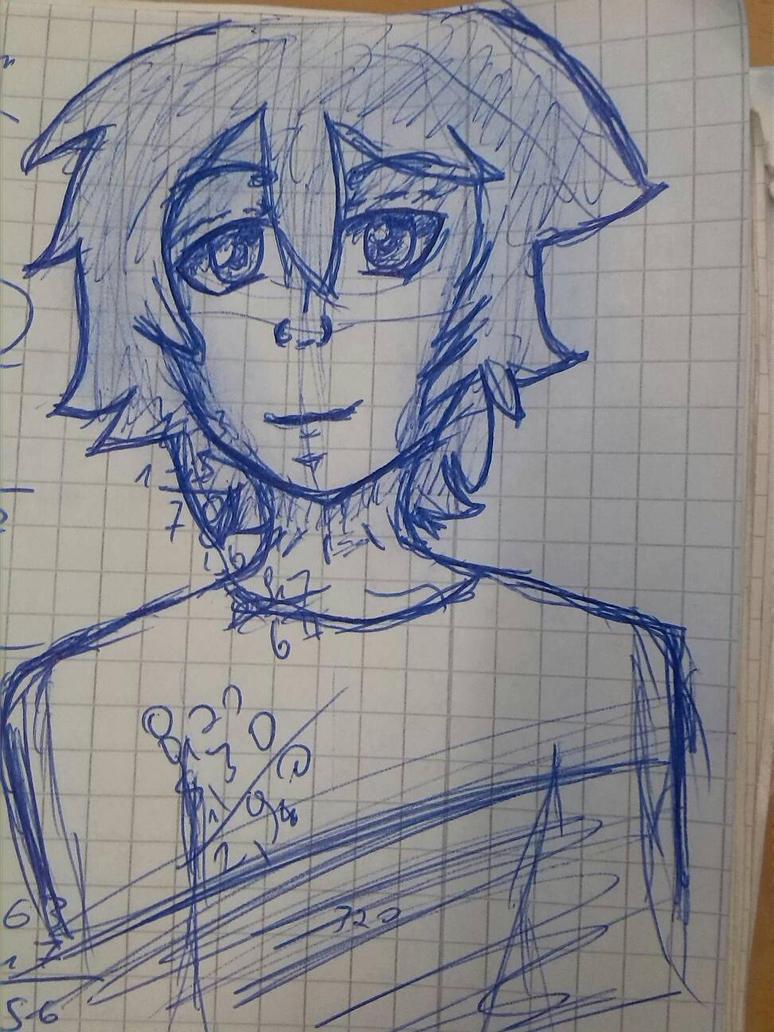 Sketch  by BlueCooki