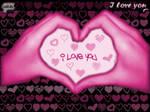 I love you by Zensasha