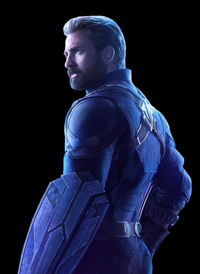 Captain America Infinity War Png By Killmongermarv On Deviantart