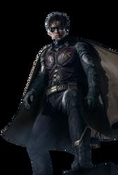 Titans Robin Dick Grayson PNG by KILLMONGERMARV