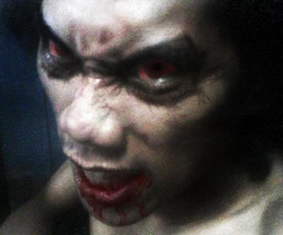 my true face by SatanieL666