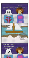 Story of a ship (UnderLate) by MuskyCat90