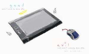 GvE... Tablet vs Mouse