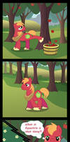 buckin apples by matty4z
