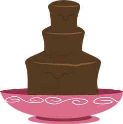 chocolate fountain by matty4z