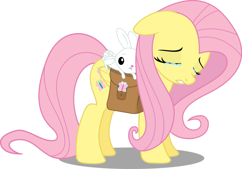 pinkie pie crying vector