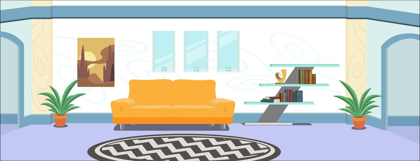 modern lounge by matty4z