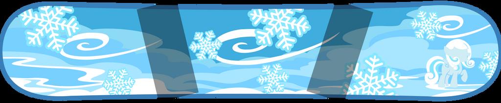 snowdrop snowboard
