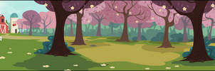 mlp cherry farm by matty4z