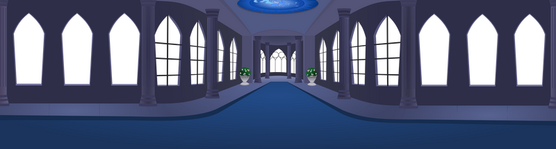 Scene 2  Everfree Castle New Wip