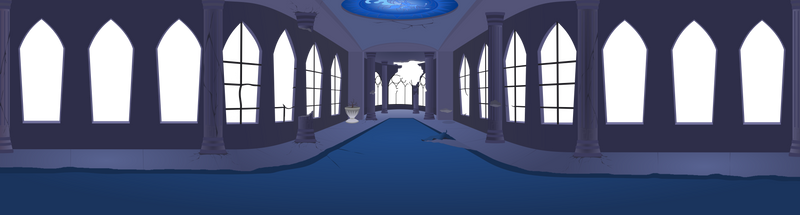 Scene  2  Everfree Castle Old Wip