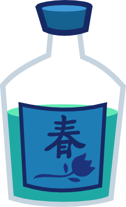 blue bottle by matty4z