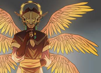 OC: Angelic