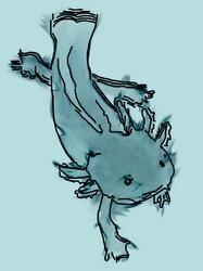 Axolotl Haze by bunniesfortea