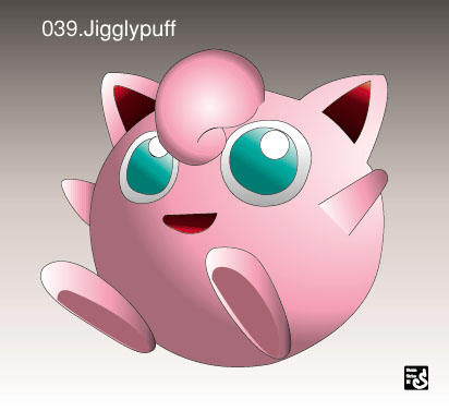 Jigglypuff by ZDeseoZ