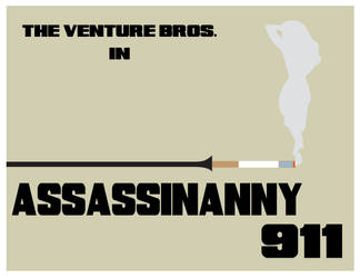 Assassinanny 911 by sdotwhoa