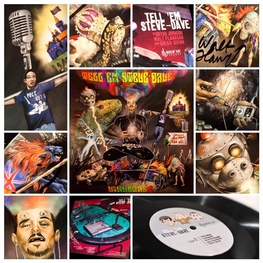 Tell Em Steve Dave Vinylcast By Sa Nick86 On Deviantart