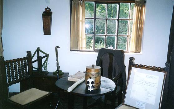 Puritan Spooky
