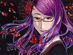 Rize Kamishiro by Milli1850