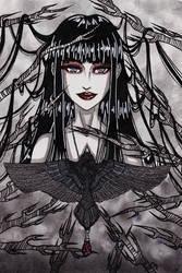 Raven soul by Milli1850