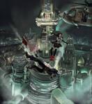 Final Fantasy VII: Dive into the remake by FantasyRose7