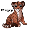 My new icon - tiger by QuickiePhotos