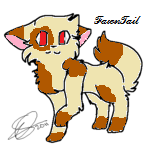 Fawntail by Frozen-Icicles