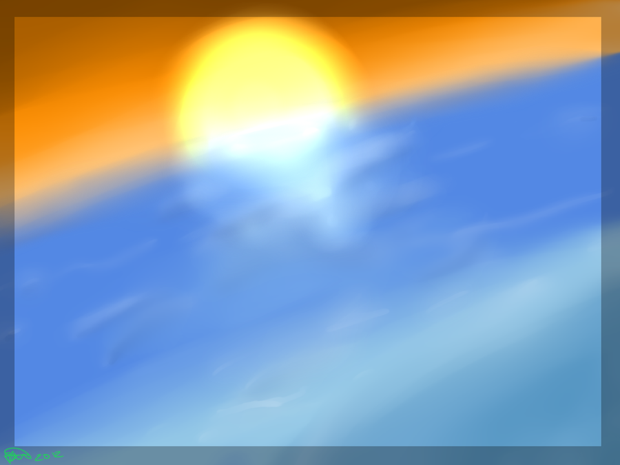 .:Sunset:. by Tinbutt
