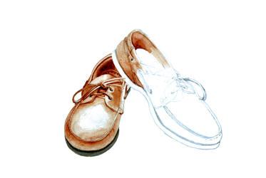 Shoes by CaeiroDaniela