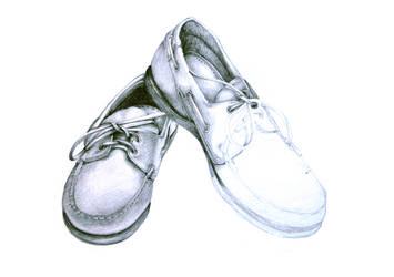 Shoes II by CaeiroDaniela