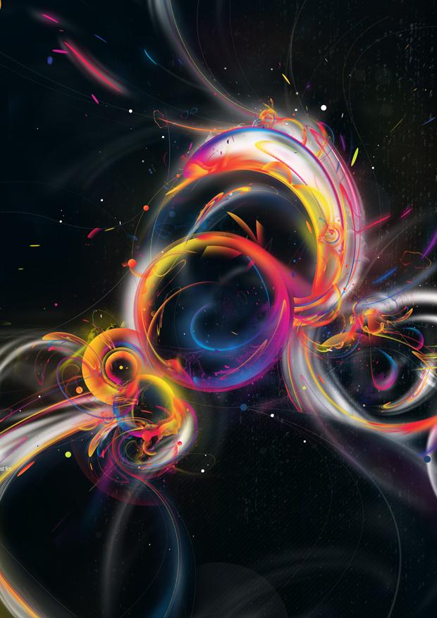 Beautiful artworks by Rik Oostenbroek