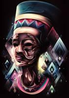 Nefertiti by NKeo