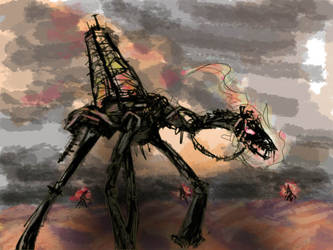 blood steed by corvid