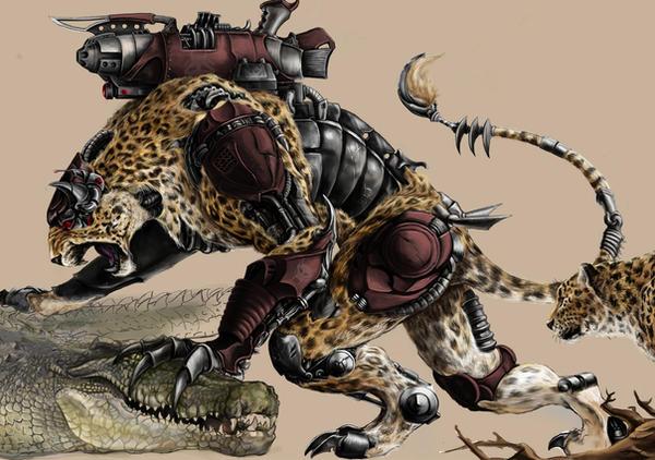 Beast Wars Dark Glass