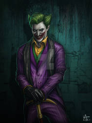 The One and Only! The Clown Prince of Crime!