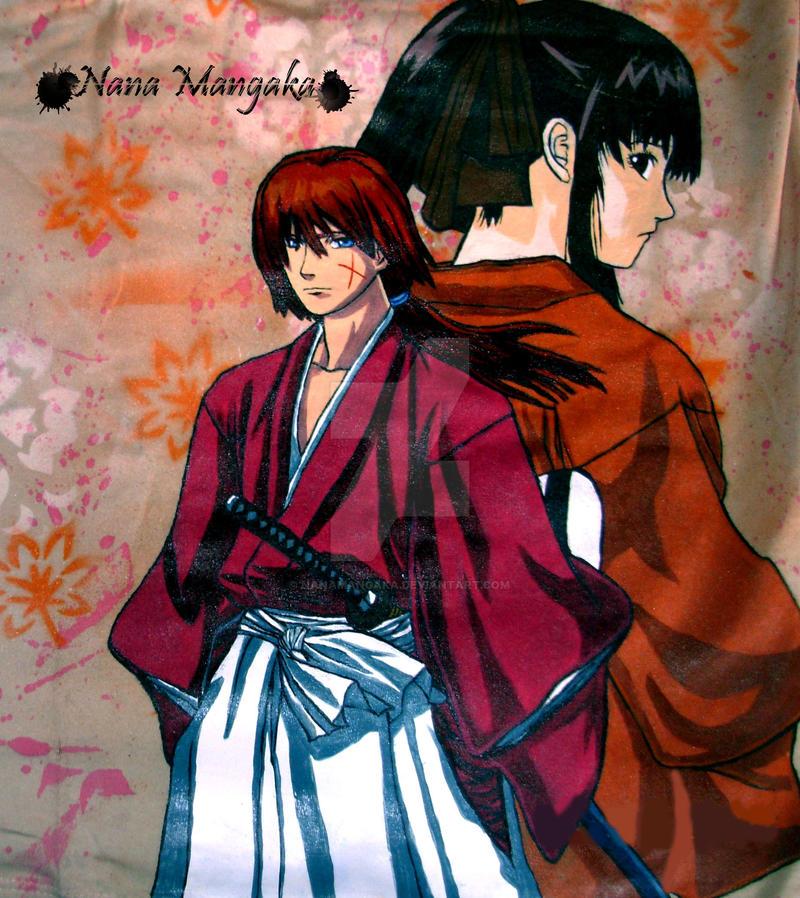 Roruni Kenshin ( Samurai X)- Kenshin E Kaoru By