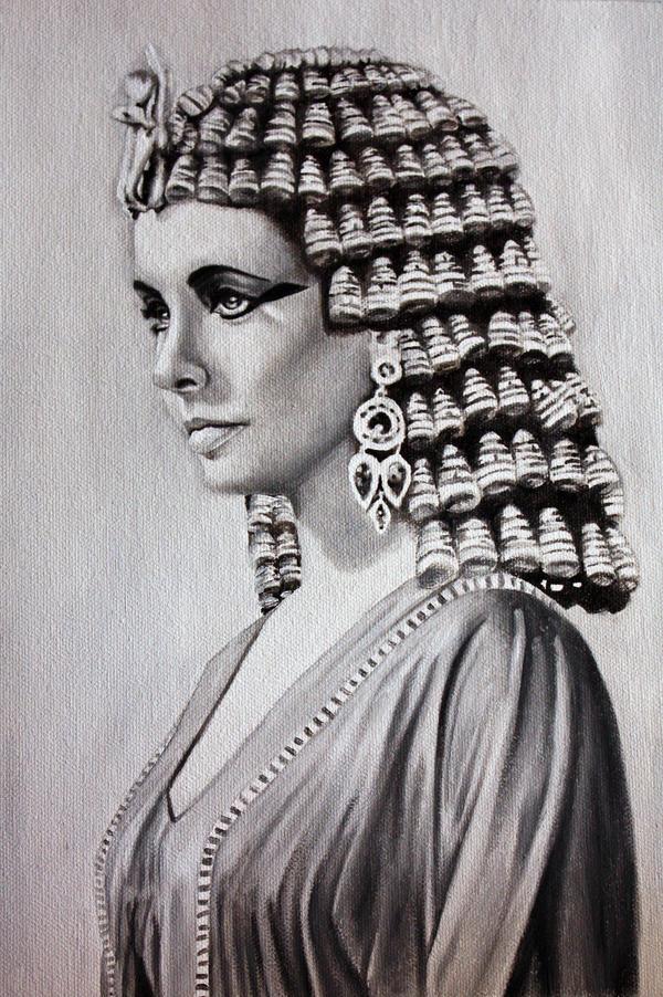 Cleopatra by judyeve