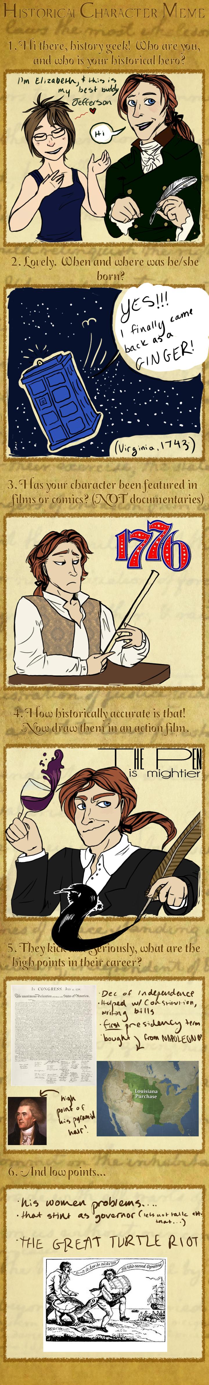 TJ Meme Part One by Delinquent-Unicorn