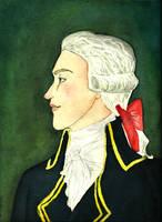 Gilbert du Motier, Lafayette by Delinquent-Unicorn