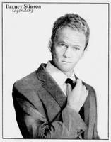 Barney Stinson by trephinate
